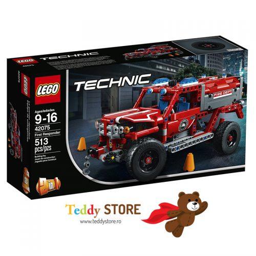 LEGO Technic, Interventie de urgenta 42075